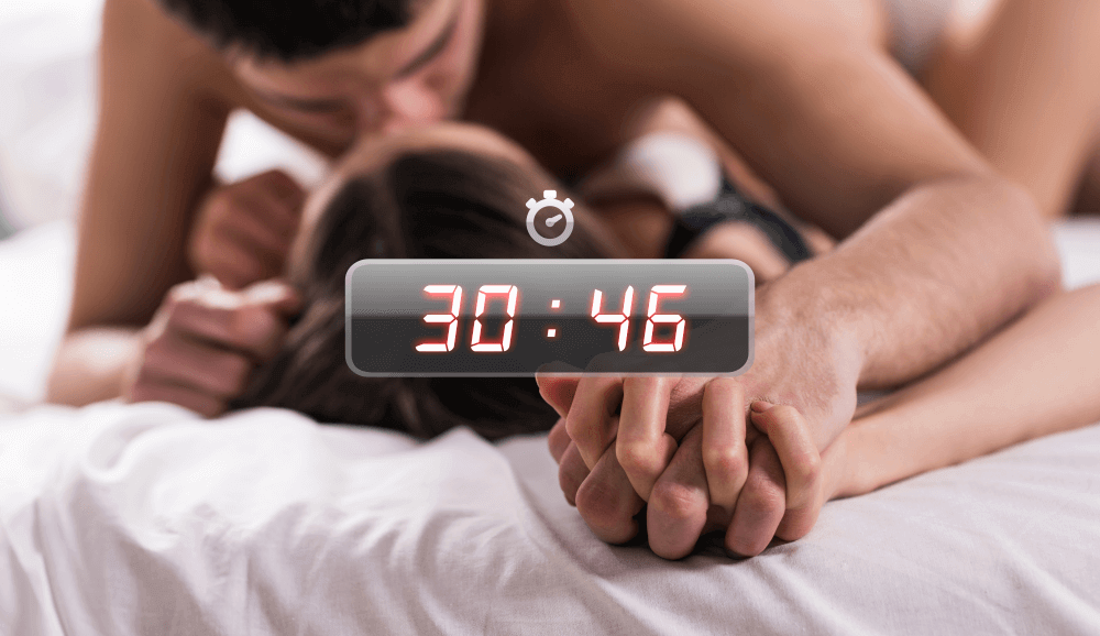 Durar mais de 30 minutos? Chega ao Brasil o Método Natural e Caseiro capaz de curar a Ejaculação Precoce.